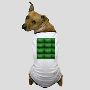 Green Shamrocks St. Patricks Day 4Sean Dog T-Shirt