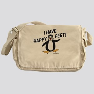 Happy Feet Penguin Messenger Bag