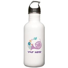 Personalized French Horn Stainless Water Bottle 1.