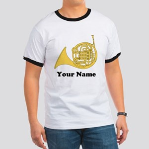 Personalized French Horn Ringer T