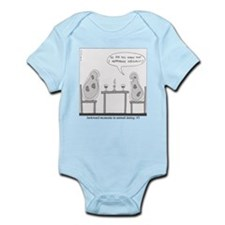 Awkward Moments in Animal Dating 3 Infant Bodysuit