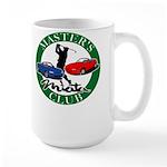 Masters Miata Club Large Mugs