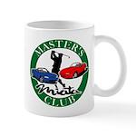 Masters Miata Club Mugs