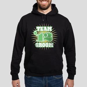 Sage Emblem Star Groom 12 Hoodie (dark)