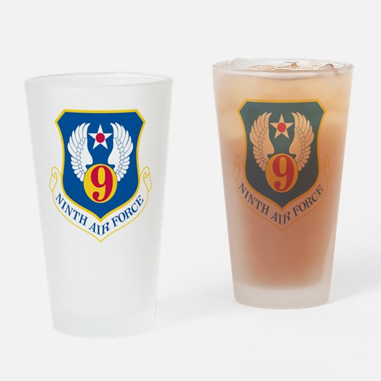 Air force wall Drinking Glass