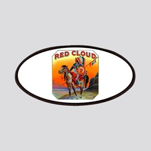 Red Cloud Cigar Label Patches