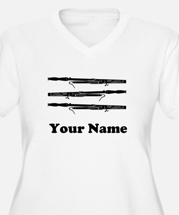 Personalized Oboe T-Shirt