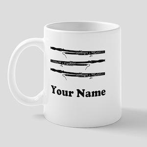 Personalized Oboe Mug