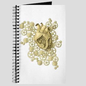 Heart of Brass Journal