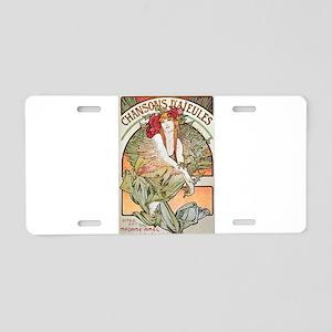 Best Seller Aluminum License Plate