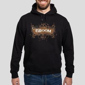 2012 Grunge Groom Hoodie (dark)