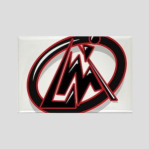 LMRL Thunder Rectangle Magnet