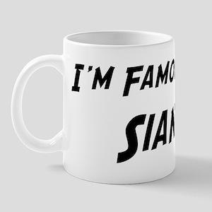 Famous in Sian Mug