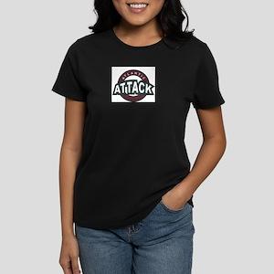 Atlantic Attack Women's Dark T-Shirt