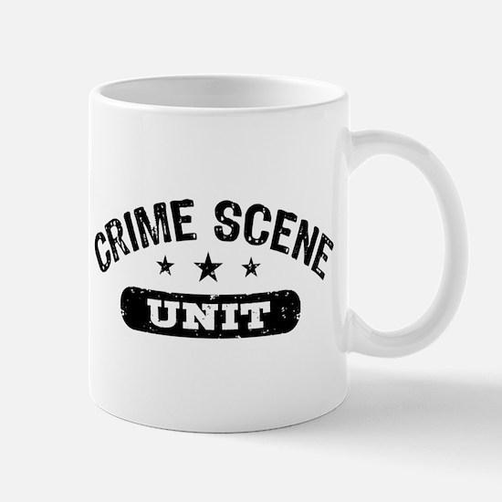 Crime Scene Unit Mug