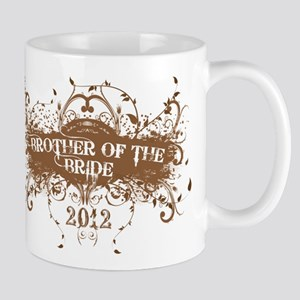 2012 Grunge Bride Brother Mug