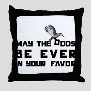 The Symbol. The Throw Pillow