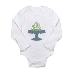 Life is So Sweet Long Sleeve Infant Bodysuit