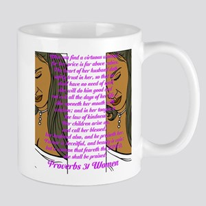Proverbs 31 Women Mug
