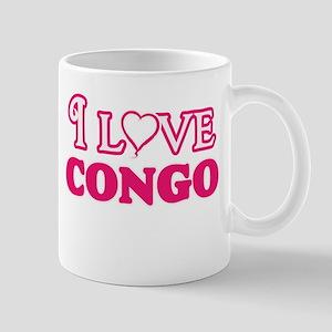 I love Congo Mugs