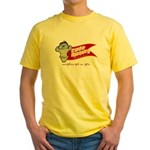 Code Monkey This One Yellow T-Shirt