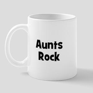 Aunts Rock Mug