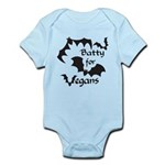 Batty for Vegans Infant Bodysuit
