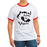 Batty for Vegans Ringer T