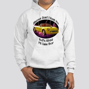 Ford Thunderbird Hooded Sweatshirt