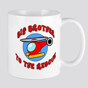 Big Brother to the Rescue Mug