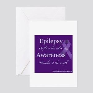 Epilepsy Awareness Greeting Card