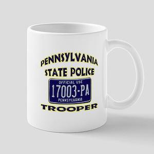Pennsylvania State Police Mug
