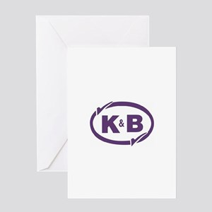 K&B Drugs Double Check Greeting Card
