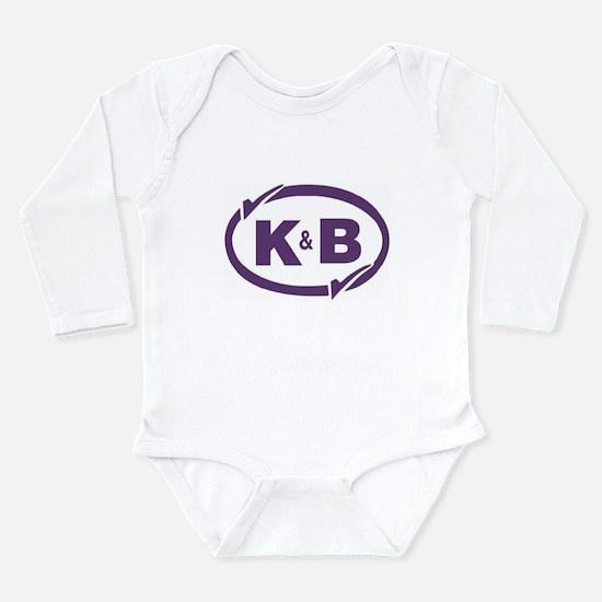 K&B Drugs Double Check Onesie Romper Suit