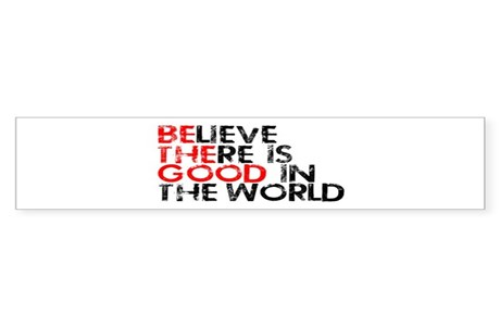 Be The Good In The World Sticker Per