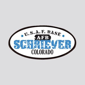 Schriever Air Force Base Patches