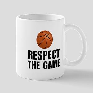 Respect Basketball Mug