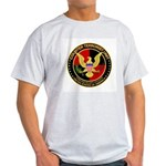 Counter Terrorist Ash Grey T-Shirt