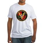 Counter Terrorist Fitted T-Shirt