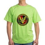 Counter Terrorist Green T-Shirt