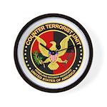 Counter Terrorist  Wall Clock