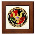 Counter Terrorist Framed Tile