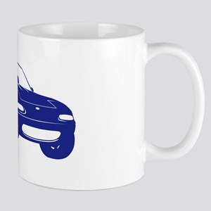 NA Blue Mug