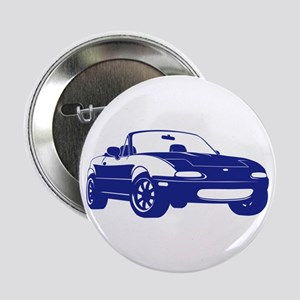 "NA Blue 2.25"" Button"