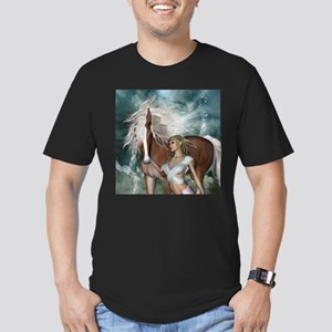 Wonderful fairy with horse T-Shirt