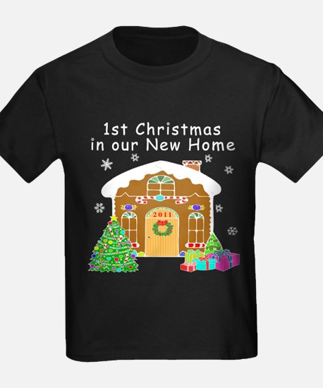 1st Christmas In Our New Home T