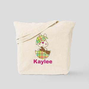 Kaylee's Easter Egg Tote Bag