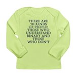 There are 10 kinds Long Sleeve Infant T-Shirt