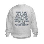 There are 10 kinds Kids Sweatshirt