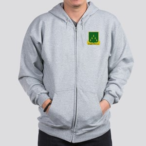 SSI - 4th Battalion, 70th Armor Rgt Zip Hoodie